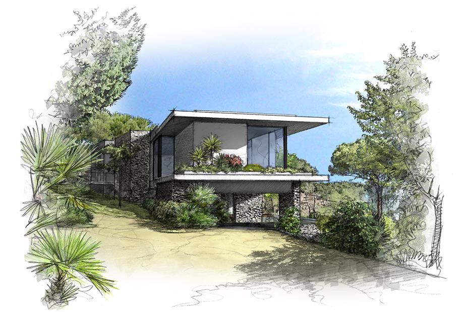 <strong>Maison sur la Corniche<span><b>dans</b>Habitations  </span></strong><i>&rarr;</i>