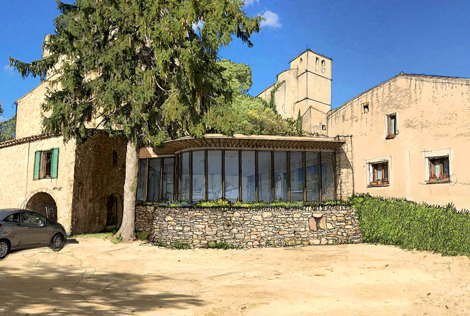 <strong>Salle des rencontres &#8211; Mourèze<span><b>dans</b>Rénovation  </span></strong><i>&rarr;</i>